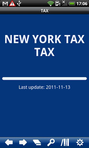 New York Tax Law