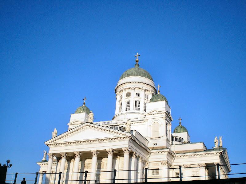 Catedral de Helsinkia