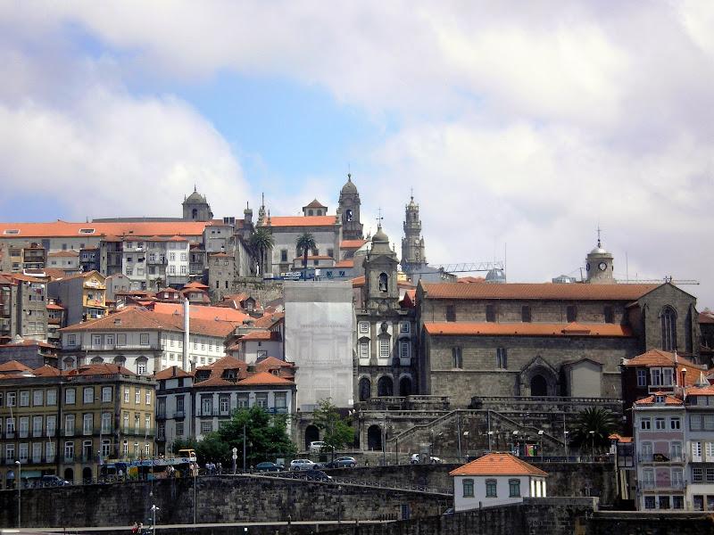 Porto, campanários