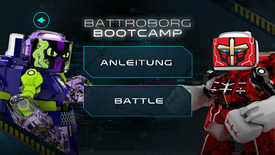 Battroborg Trainer Screenshot