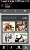 Screenshot of Fortuna 90.7 FM - Sukabumi