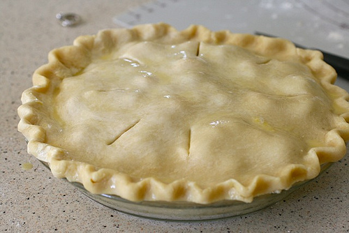 Basic Pie Dough Recipes — Dishmaps