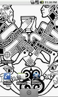 Screenshot of Celtic Tattoo Designs Set 2