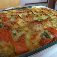 Dee's Baked Vegetables