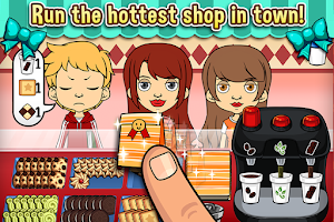 Screenshot of My Cookie Shop - Sweet Store