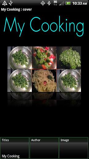 ePublisher:Cooking