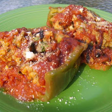 Grandma Perri's Stuffed Peppers