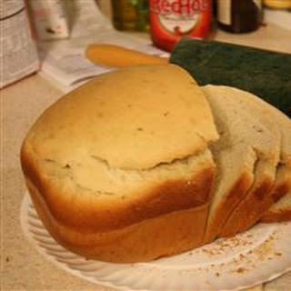 Rosemary Bread Machine Bread