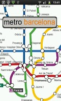 Screenshot of Metro Barcelona