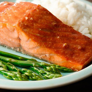 Grilled Salmon With No Marinade Recipes