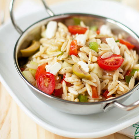 pomegranate orzo recipes dishmaps poached chicken and pomegranate orzo ...