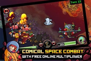 Screenshot of Cosmonauts