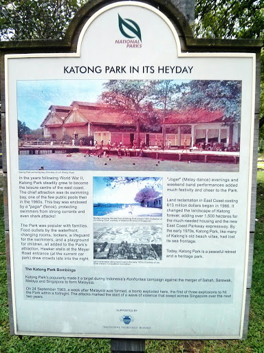 Katong Park in Its Heyday