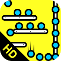 Rolling Falling! Yellow HD icon