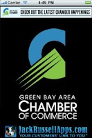 Screenshot of Green Bay Chamber of Commerce