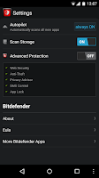 Screenshot of Bitdefender Antivirus Free