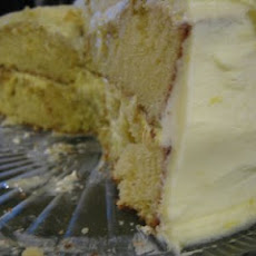 Luscious Lemon Layer Cake