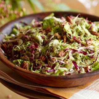 Brussels Sprout Slaw