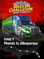 Screenshot of Hauler Challenge