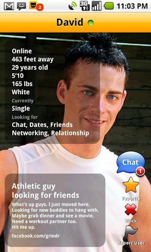 grindr-gay-bi-curious-guy for android screenshot. 3.1 26691 ratings