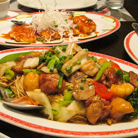 Peruvian Chinese Dinner by Laura Chiara - Food & Drink Plated Food (  )