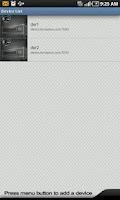 Screenshot of TouchCMSLite