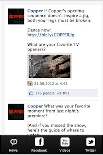 Copper TV Show - screenshot