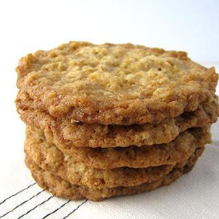 Butter Oatmeal Crisp Cookies Recipes