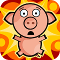 Crisp Bacon: Run Pig Run APK for Bluestacks