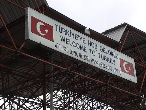 Turkish border