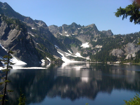 Snow Lake, Snoqualmie WA
