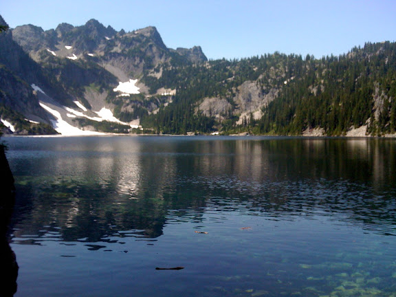 Snow Lake at Snoqualmie