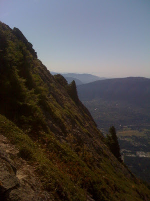 Mount Si cliffage