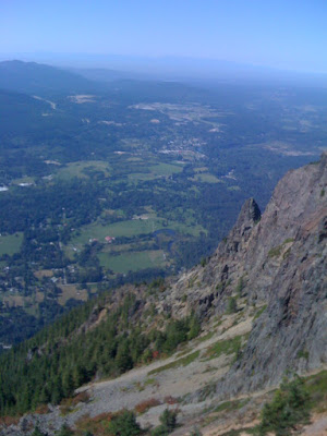 The view from Mount Si