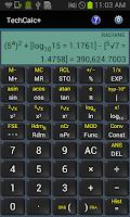 Screenshot of Scientific Calculator (adfree)
