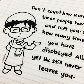 by Nurulain Syahirah Razali - Illustration Cartoons & Characters