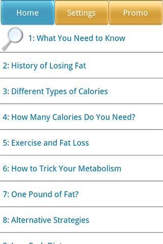 【免費健康App】Fat Loss for Perfect Body-APP點子