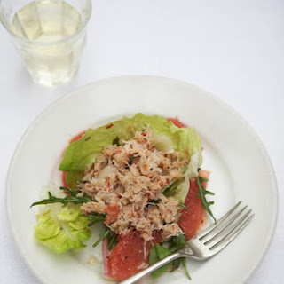 Crab, Chilli & Pink Grapefruit Salad