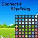 Connect 4 Skydiving icon