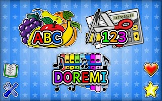 Screenshot of Kids ABC 123 Doremi (Demo)