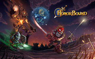 Screenshot of HonorBound (RPG)