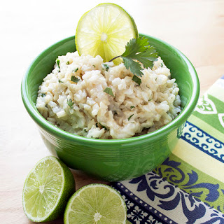 Copycat Chipotle Cilantro Lime Brown Rice