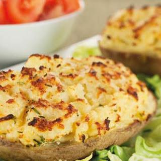 Stuffed Potatoes Grill Recipes