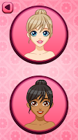 Screenshot of Girls Dress Up