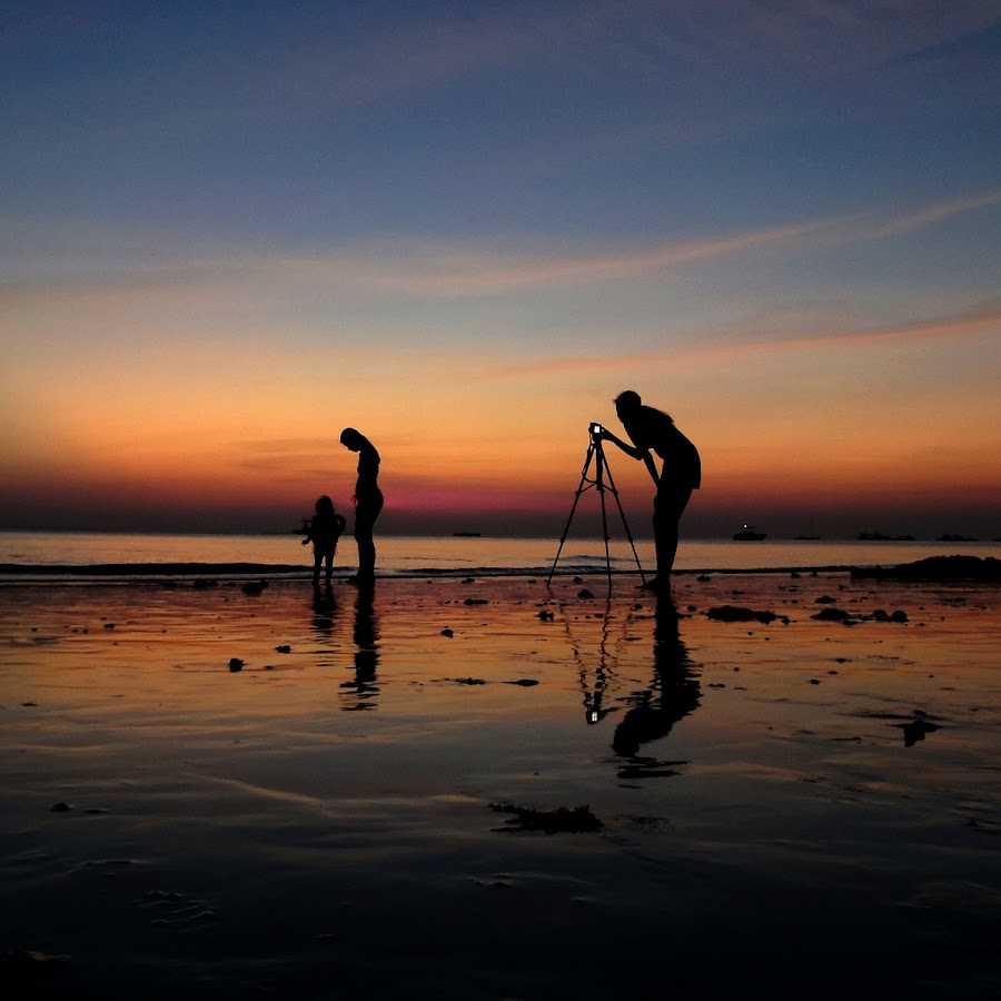 A Photographer's Life by Julie M - People Street & Candids ( sunset photography people life silhouette emotions happiness focus )