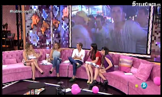 Screenshot of TDT Directo TV