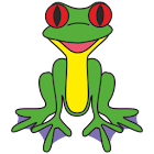 Baby Frog Deluxe icon