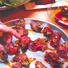 Katy's Dates with Ancho Chili Oil