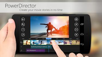 Screenshot of PowerDirector – Video Editor