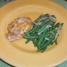 Zippy Orange Rosemary Chicken
